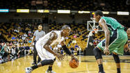 UCF junior guard Isaiah Sykes was named first team all-Conference USA on Monday, while senior forward Keith Clanton took second-team honors.