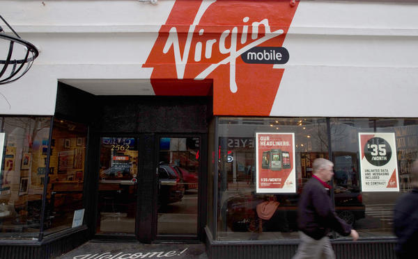 Over $10,000 worth of cell phones were stolen from the Virgin Mobile store in the 2500 block of North Clark Street in Chicago overnight.