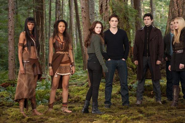 Breaking Dawn Cast