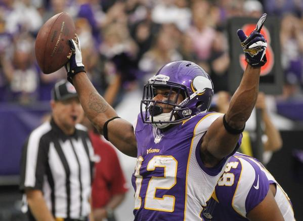 Former Pro Bowl receiver Percy Harvin has reportedly been dealt from the Minnesota Vikings to the Seattle Seahawks in exchange for three draft picks.