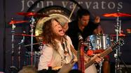 Steven Tyler and Joe Perry of Aerosmith rocked out, Ben Affleck and Jennifer Garner got the word out and a constellation of celebrities took their wallets out -- to the tune of $830,000 -- at a charity event and mini-concert organized by John Varvatos and funding a program helping child victims of sexual assault.
