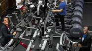 Let them eat cake later: Americans hosting 'fitness parties'