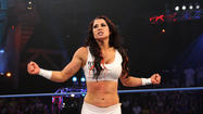 Photos: TNA wrestlers Christopher Daniels and Lisa Marie Varon