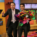 Halle Berry Appears On Univision's Despierta America