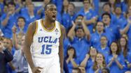 UCLA's Shabazz Muhammad was named the Pac-12's freshman of the year.