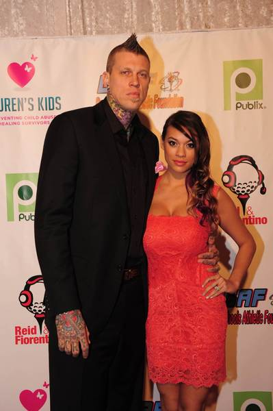 "Celeb-spotting around South Florida - Chris Andersen, ""The Birdman"""