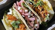 "Bartaco introduces its ""Taco Tuesday"" promotion March 12. After 9 p.m., the restaurant's signature tacos - with fillings like grilled red snapper, fried Baja fish, duck, roasted pork, lamb barbacoa and Thai shrimp - are priced at just $1.50."