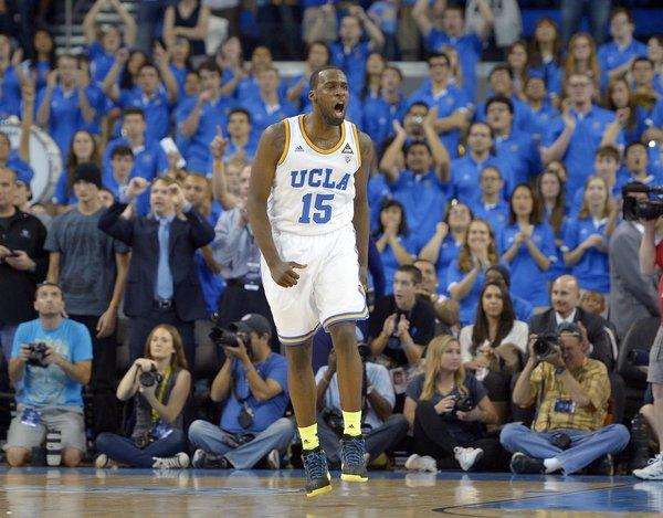 Pac-12 freshman of the year Shabazz Muhammad averaged 18.3 points a game for UCLA this season.