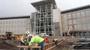 VA Hospital in Orlando could be completed by April 2014, contractor says