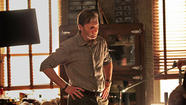 "David Morrissey has cast a wide shadow over ""The Walking Dead"" in its third season as the much anticipated villainous leader known as the Governor."