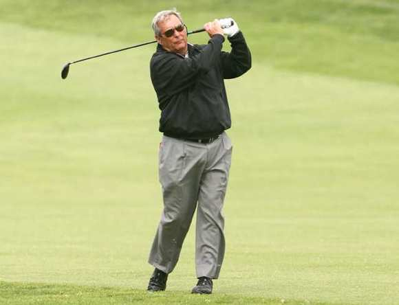 Fuzzy Zoeller will participate in a special charity event Tuesday morning at Newport Beach Country Club.