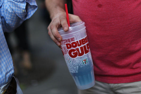 Judge blocks sugary drinks ban in New York