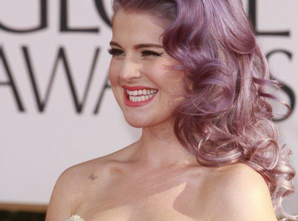"Kelly Osbourne suffered a seizure last week; her mother, Sharon Osbourne, updates fans on her condition on ""The Talk."""