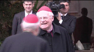 Cardinals count down to conclave [Video]