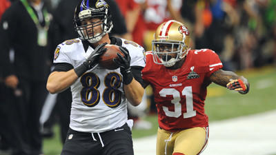 Second-round restricted tender for Dennis Pitta
