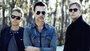 With two weeks until the release of its new studio album, Depeche Mode announced details Monday of an upcoming North American tour, its first since a 2009 jaunt that brought the long-running British synth-pop group to the Hollywood Bowl.