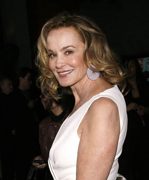 Academy Award and Golden Globe winning actress Jessica Lange celebrates her 62nd  birthday today.