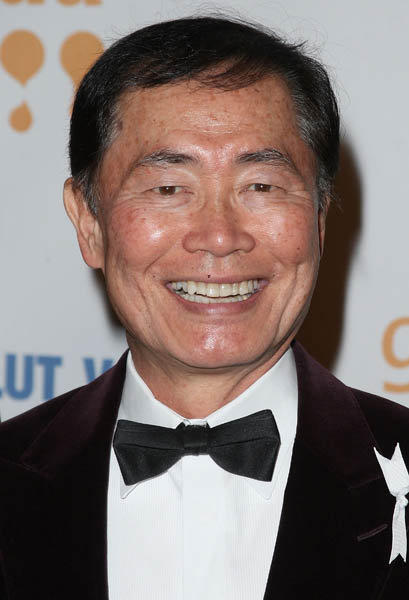 The first openly gay man to command a ship with Transwarp drive, George Takei is 74.
