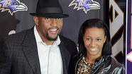 VIDEO 2012 Ravens' purple carpet DVD premiere