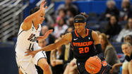 UConn Women Beat Syracuse, Earn Rematch With Notre Dame In Big East Final