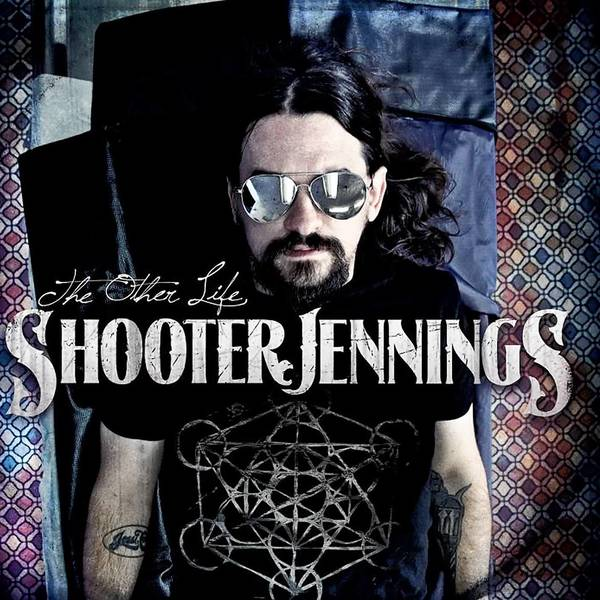 "Album cover of Shooter Jennings' ""The Other Life."""
