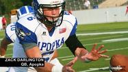 "<span style=""font-size: small;"">Apopka quarterback <strong>Zack Darlington</strong>, the No. 1-ranked prospect in the Sentinel's 2014 Central Florida Super60, received what he called a ""big offer,"" on Monday with Nebraska joining the mix.</span>"