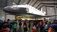 Space shuttle a big attendance booster for California Science Center