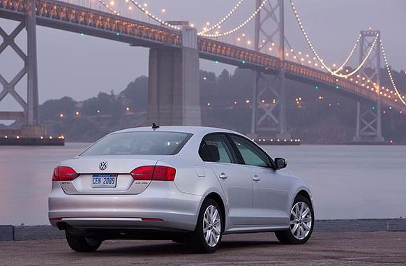 Even a cursory glance at the 2011 Jetta reveals it's a larger automobile. Its rear could have come from nearly any automaker on the planet.