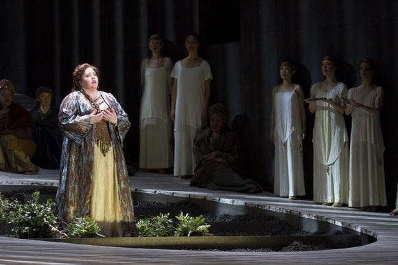 Angela Meade stars as Norma in Washington National Opera production