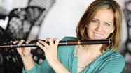 Irish flutist in demand around St. Patrick's Day