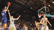 Defending league champion South Dakota State (24-9) advanced to the title game of the 2013 Summit League Men's Basketball Tournament with a 72-56 semifinal victory over Fort Wayne Monday night at the Sioux Falls Arena.