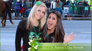 New Haven St. Patrick's Day Parade Photo Booth
