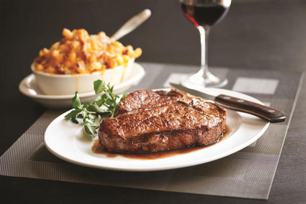 "The porterhouse at Morton's in the Dr. Phillips Market Place off Dr. Phillips Boulevard in Orlando.<br></br><a href=""http://findlocal.orlandosentinel.com/listings/mortons-the-steakhouse-orlando"">Get venue details here</a>"