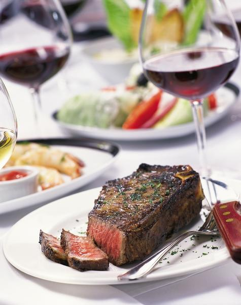 "A steak at Fleming's Prime Steakhouse & Wine Bar in Winter Park and Orlando.<br><br><a href=""http://findlocal.orlandosentinel.com/search?utf8=%E2%9C%93&q=Fleming%27s+Prime+Steakhouse&commit=Search&type=businesses"">Get venue details here</a>"