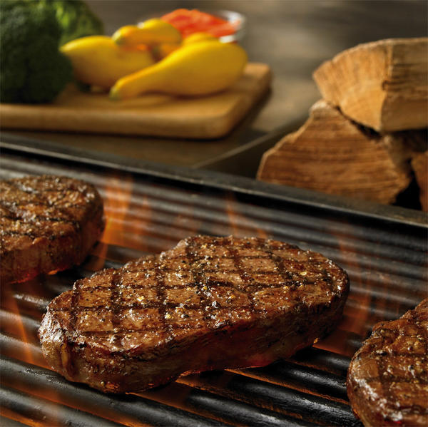 "Wood-fired rib-eye at Outback Steakhouse, multiple locations.<br><br><a href=""http://findlocal.orlandosentinel.com/search?utf8=%E2%9C%93&q=outback+steakhouse&commit=Search&type="">Get venue details here</a>"