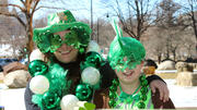 Hartford St. Patrick's Day Parade Photo Booth