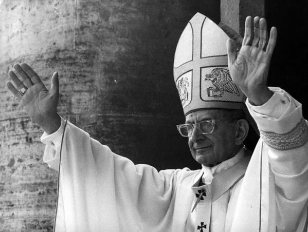 "Paul VI was born Giovanni Battista Enrico Antonio Marìa Montini, according to <a href=""http://www.reuters.com/article/2012/12/20/us-pope-popepaul-idUSBRE8BJ0O120121220"">Reuters</a>. Succeeding Pope John XXIII, who had convened the Second Vatican Council, he decided to conclude the council in 1965. His pontificate took place during some significant changes in the world such as the Vietnam War, the Warsaw Pact invasion of Czechoslovakia, and the push for civil rights in the southern states of the U.S. The process for beatification of Paul VI began in 1993, and so he was given the title ""Servant of God."""