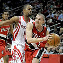 Steve Blake, Rafer Alston
