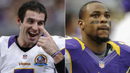 Christian Ponder, Percy Harvin