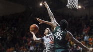 Virginia Tech's Erick Green earns ACC's player of the year honors