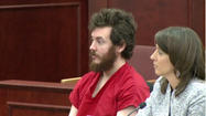 CENTENNIAL, Colo.— A visibly annoyed judge ordered a not guilty plea for James E. Holmes, who is charged with the deadly Aurora, Colo., movie theater shooting, after his defense said they were not ready to enter a plea.