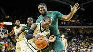 Named a first-team all-Conference USA selection on Monday, UCF guard Isaiah Sykes learned Tuesday he was also named to the C-USA all-defensive team.