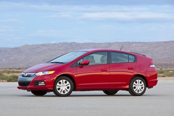 The Honda Insight. Base price: $18,600; fuel economy: 42 mpg; cost per 1 mpg: $442.86.