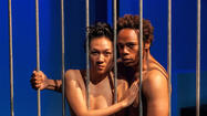 Review: At 'Caged,' a question of who's looking at whom