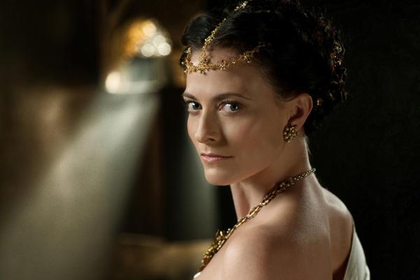 "Lara Pulver plays Clarice Orsini in Starz' ""Da Vinci's Demons."""