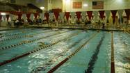 The swimming pool at Naperville Central High School hosts plenty of competitions for high school athletes.