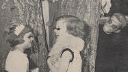 Oak Grove Elementary School Family Fun and Mardi Gras in 1963