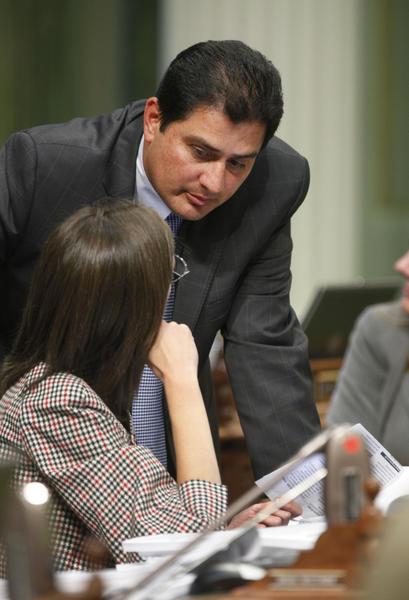 Assemblyman Ben Hueso (D-San Diego)