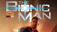 Dynamite Entertainment Presents: The Bionic Man Annual #1 [PREVIEW GALLERY]