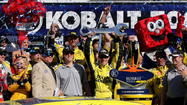 Matt Kenseth victory brings good karma to NASCAR